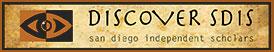 San Diego Independent Scholars Logo